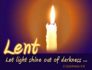 Lenten Evening Prayers @ Prayer Room