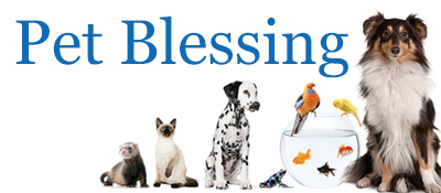 Pet Blessing @ Warwood United Methodist Church - Front lawn | Wheeling | West Virginia | United States
